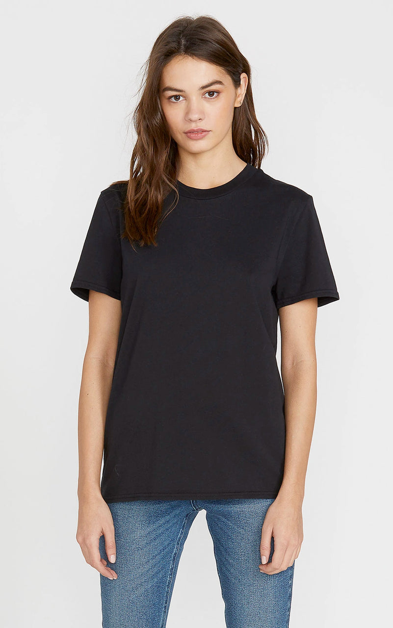 One Of Each Boyfriend Tee Black