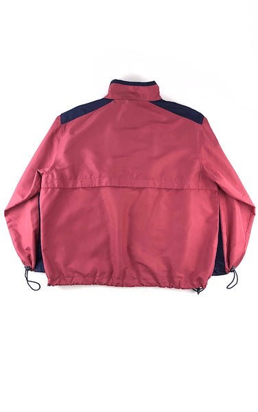 Red TAIGA Full-Zip Fleece
