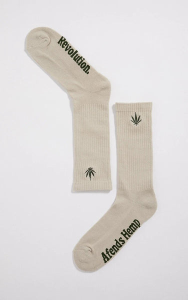 Happy Hemp Socks Natural