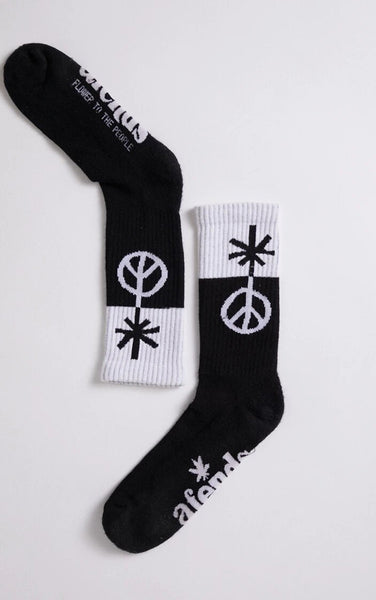 Flower To The People Hemp Socks