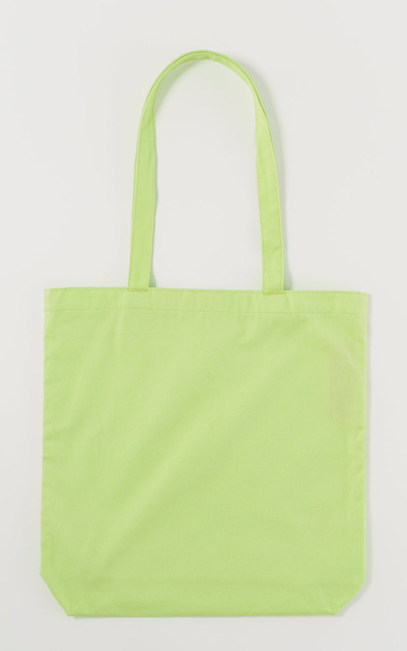 Merch Tote Lime