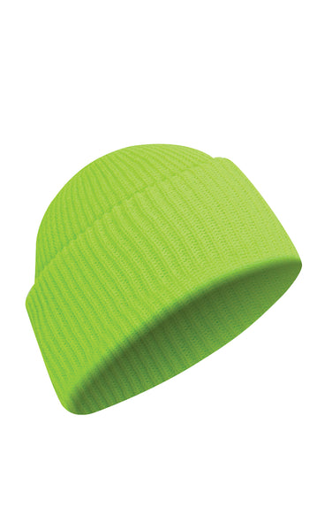 Icon Socks Fluorescent Green