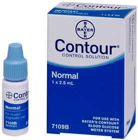 Bayer Contour® Normal Control Solution