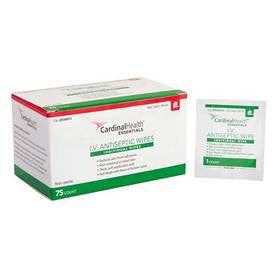 Cardinal Health I.V. Antiseptic Wipes