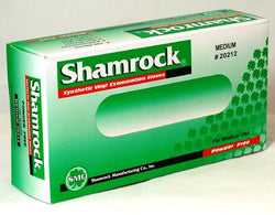 Shamrock Exam Gloves- Smooth Vinyl Powder Free
