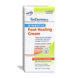 TriDerma Diabetic Foot Healing Cream