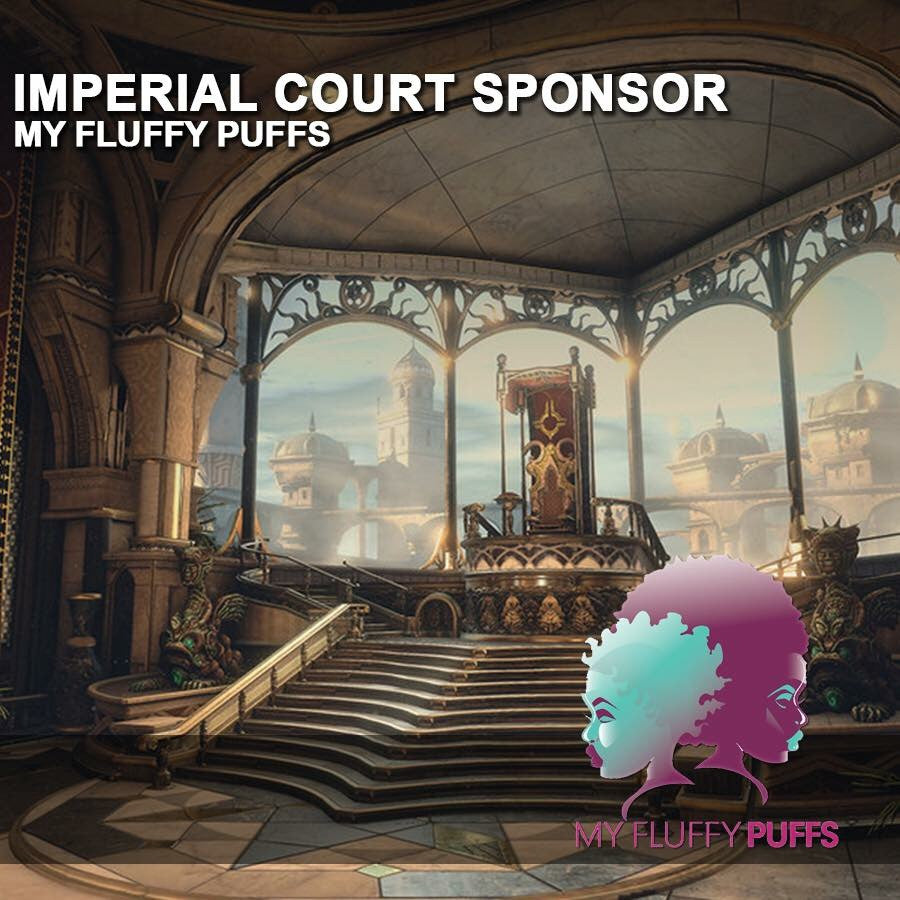 Imperial Court for Wavers My Fluffy Puffs
