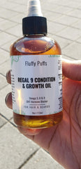 Regal 9 condition and Growth Oil