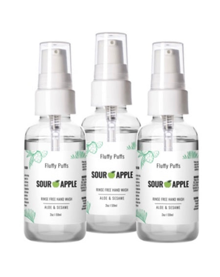 3-Pack Sour Apple Hand Wash