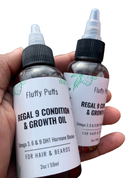 Mini Regal 9 Condition & Growth Oil