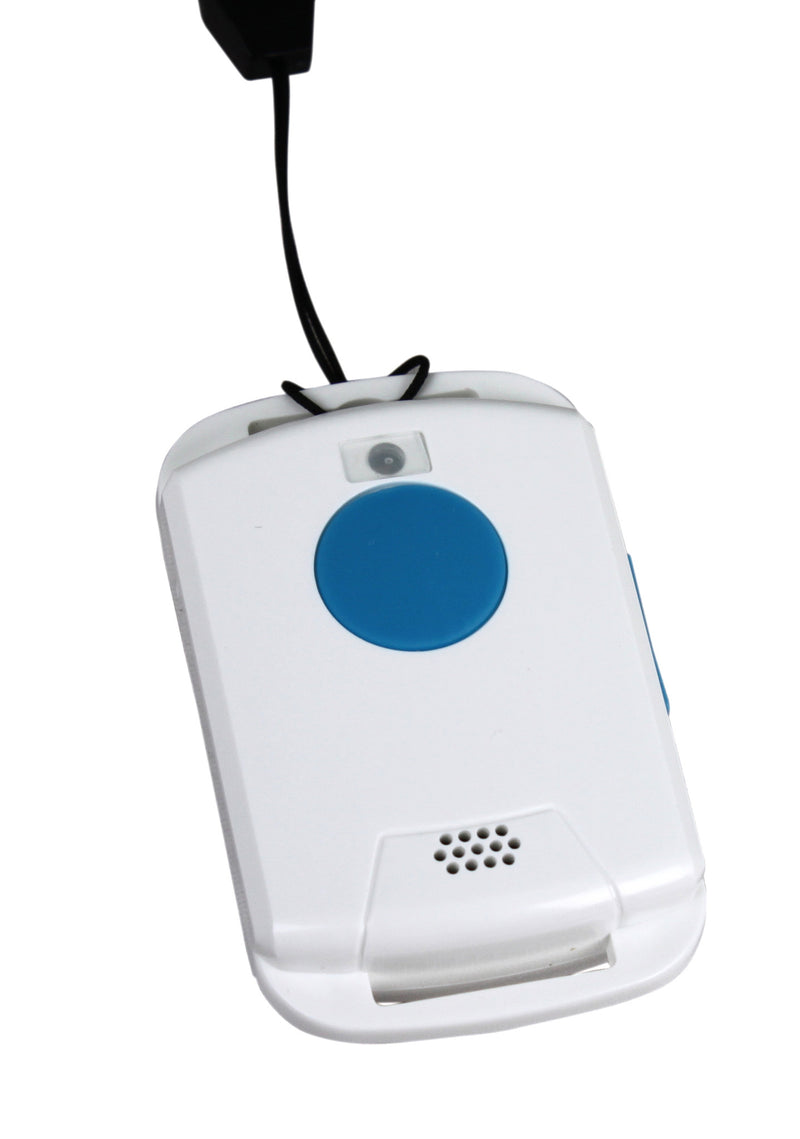 Medical Alert System for Seniors NO MONTHLY FEE - LLR-500 2-Way Voice Pendant Wireless Button