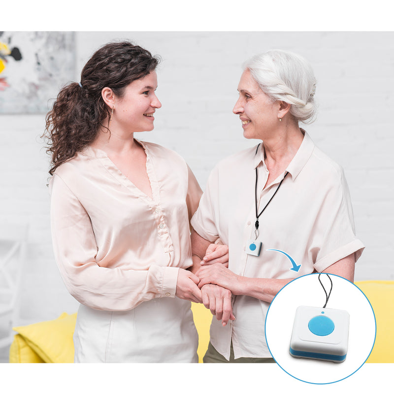 Medical Alert Systems For Seniors No Monthly Fee - LLR 120