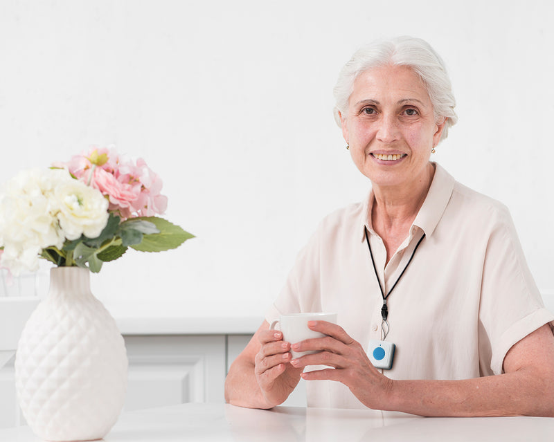 Medical Alert Systems For Seniors No Monthly Fee - LLR 110