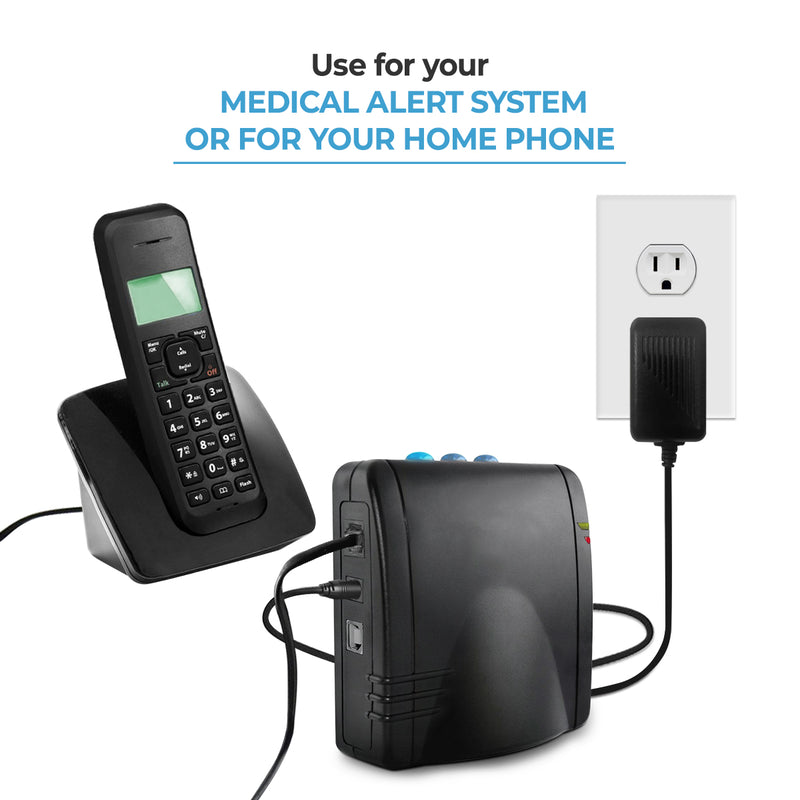 Medical Alert Cellular Gateway - Connect the Medical Alert to your Cell phone with our Bluetooth Adaptor