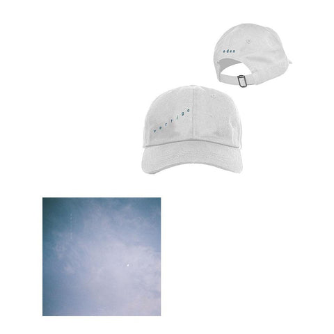 vertigo Album + Hat