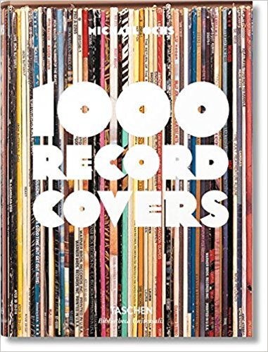 1000 Record Covers - New Book - Stomping Grounds