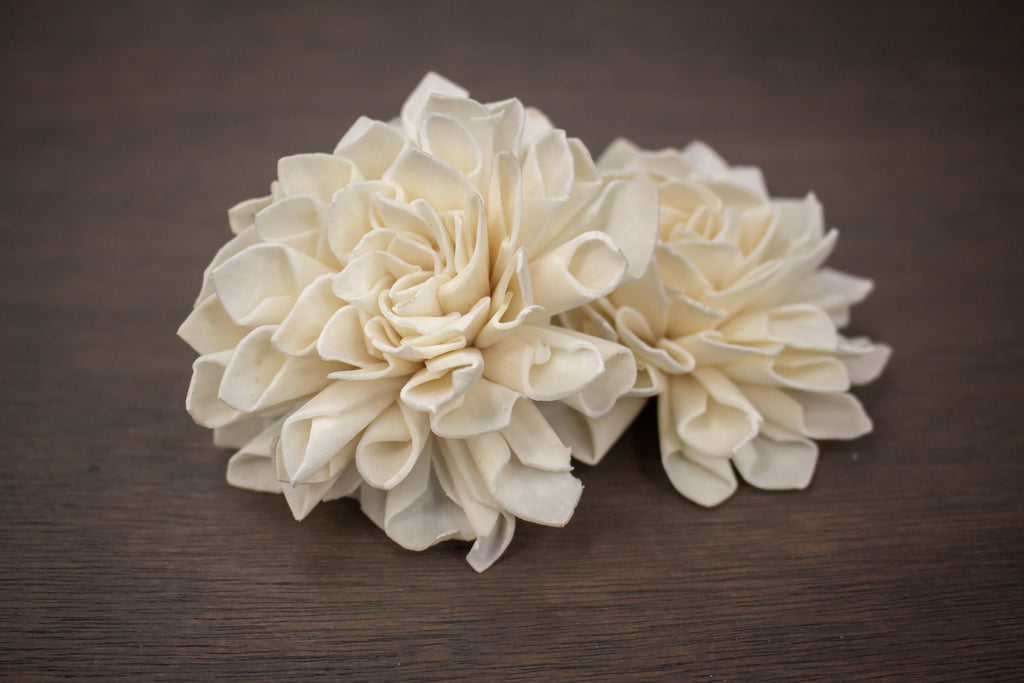 "Sola Wood Flowers - 3"" Dahlia (10 Pack) -  - Stomping Grounds"