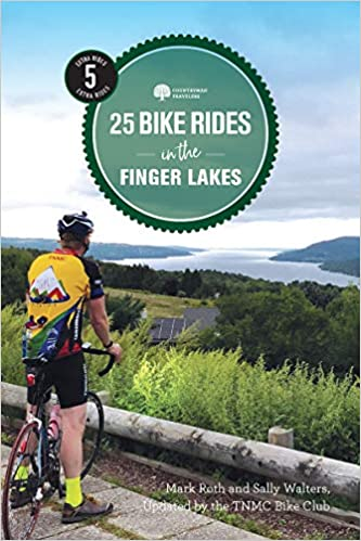 25 Bike Rides in the Finger Lakes