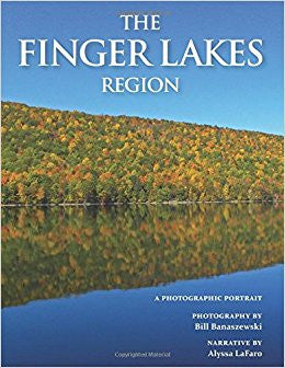 The Finger Lakes Region - New Book - Stomping Grounds