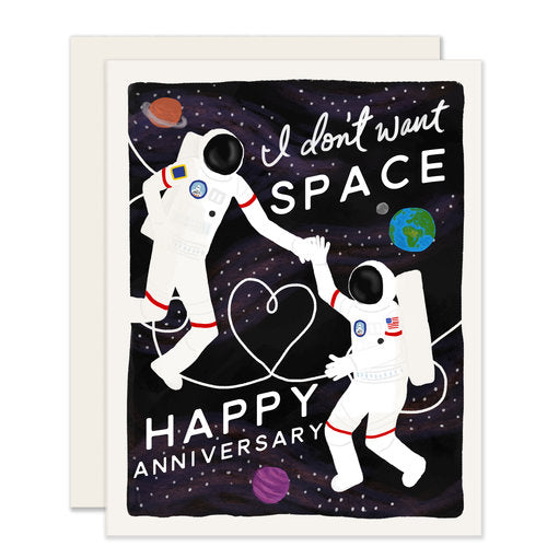 Slightly - Don't Want Space Anniversary