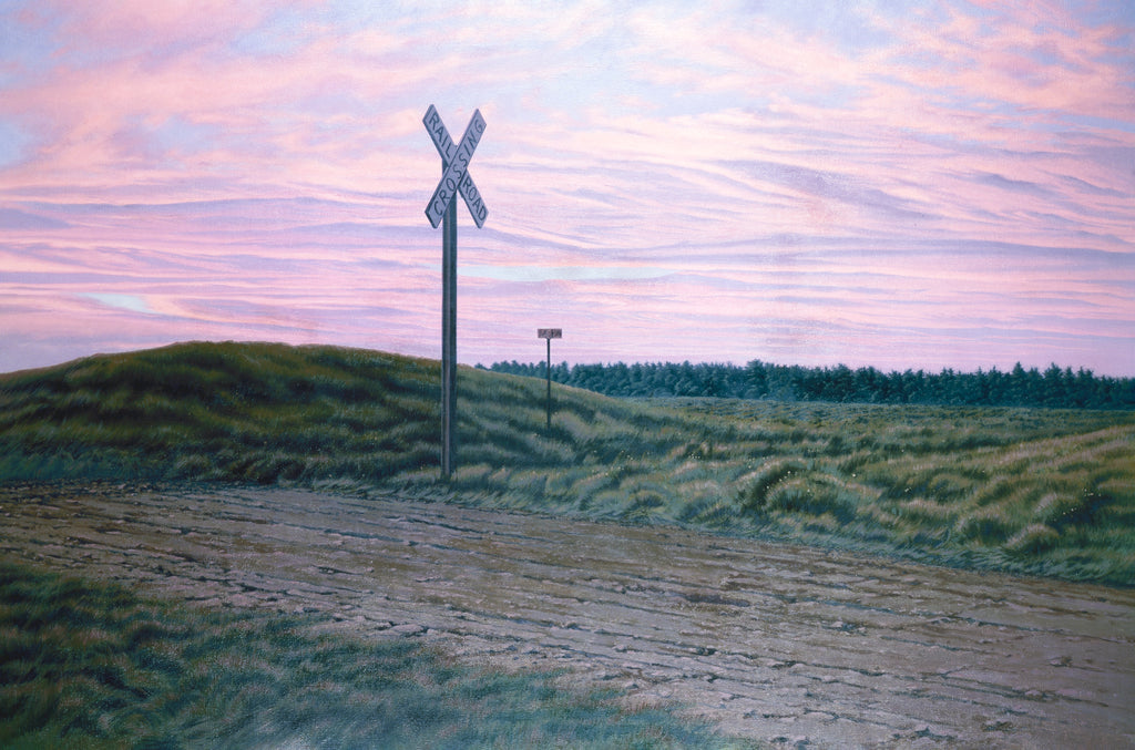 A Crossing In The North - Print - Chaz Moser - Stomping Grounds