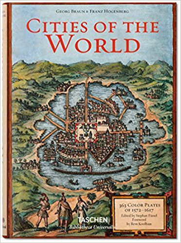Cities of the World - New Book - Stomping Grounds