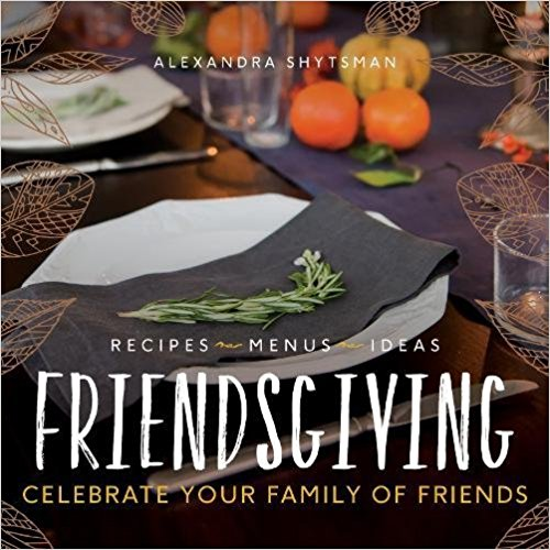 Friendsgiving - New Book - Stomping Grounds