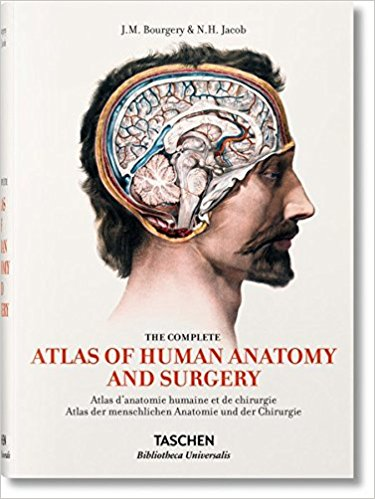 The Complete Atlas of Human Anatomy and Surgery - New Book - Stomping Grounds