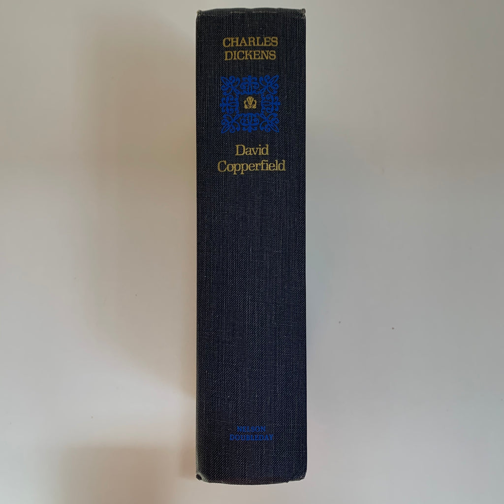Vintage Book- The Personal History of David Copperfield by Charles Dickens