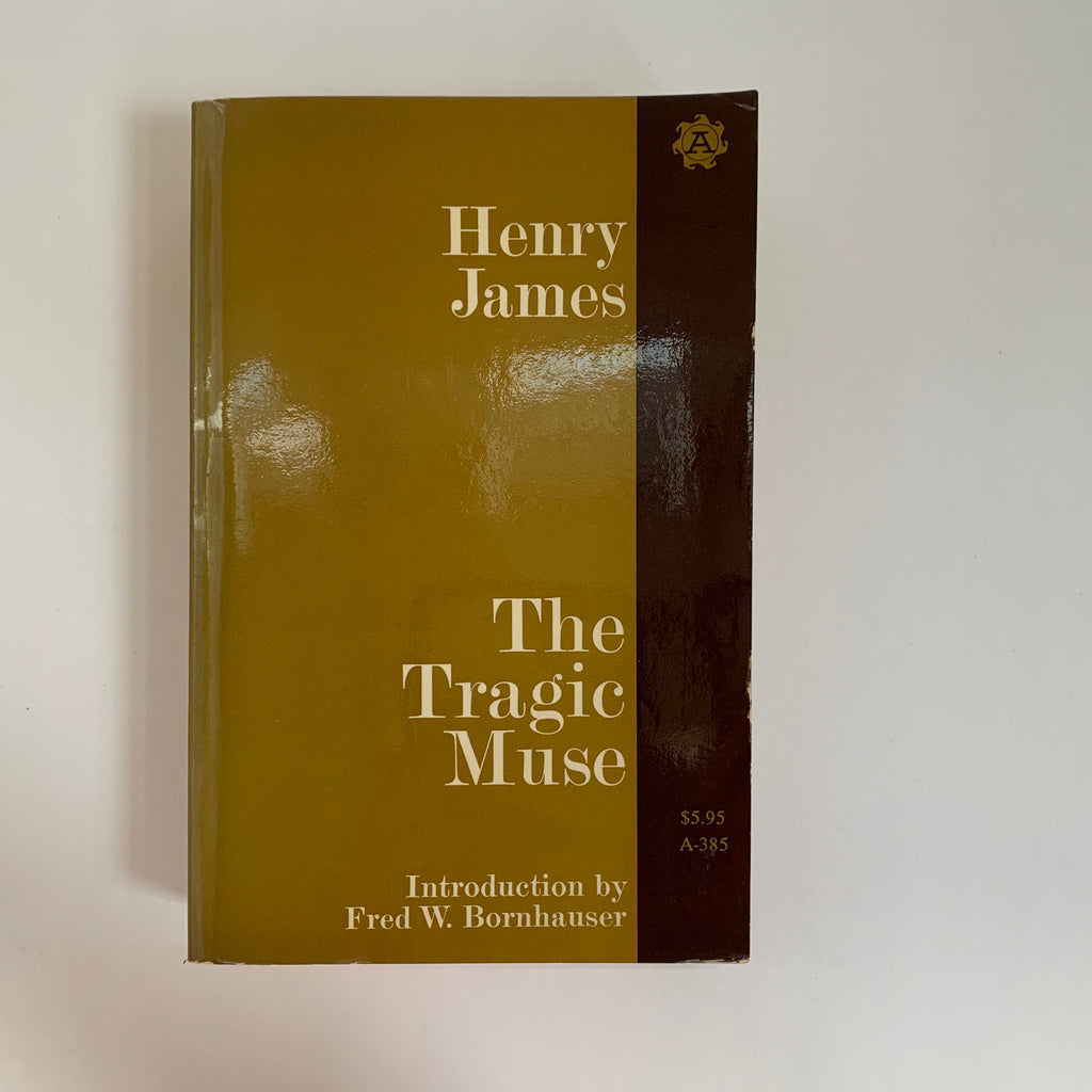 Vintage Book- The Tragic Muse by Henry James