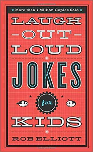 Laugh Out Loud Jokes for Kids - New Book - Stomping Grounds