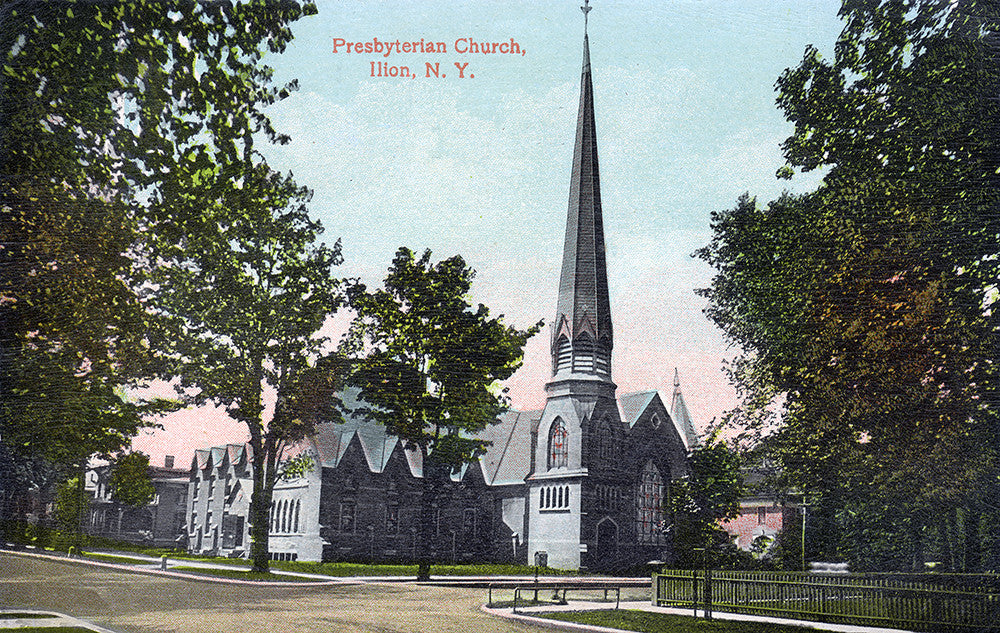 Presbyterian Church, Ilion, NY