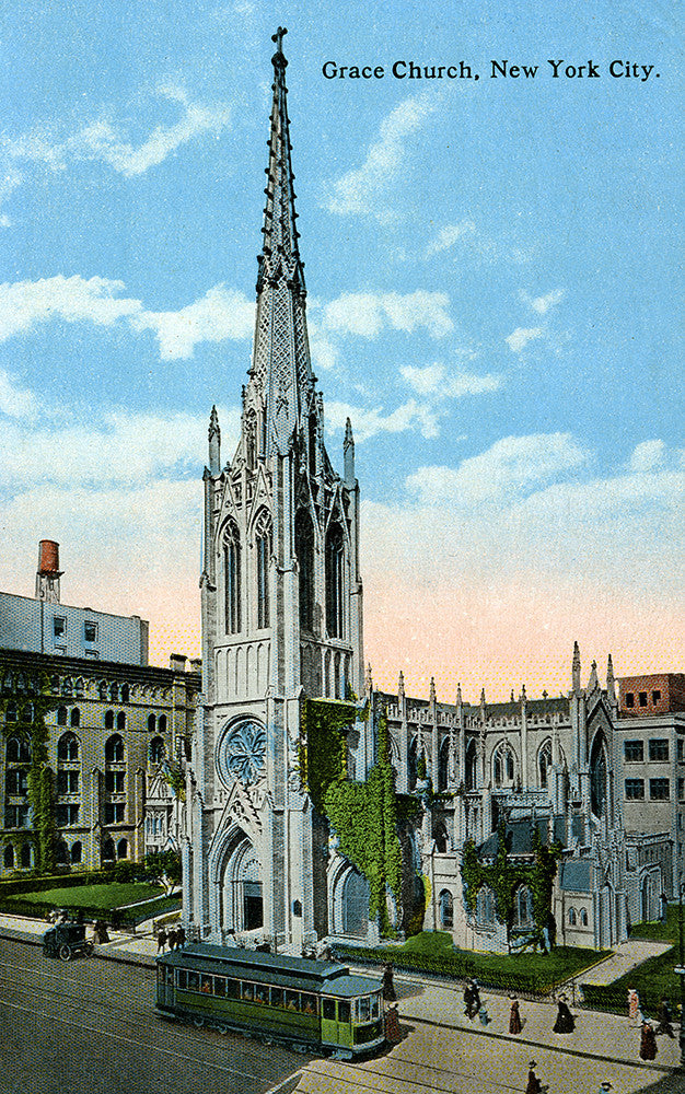 Grace Church, New York City