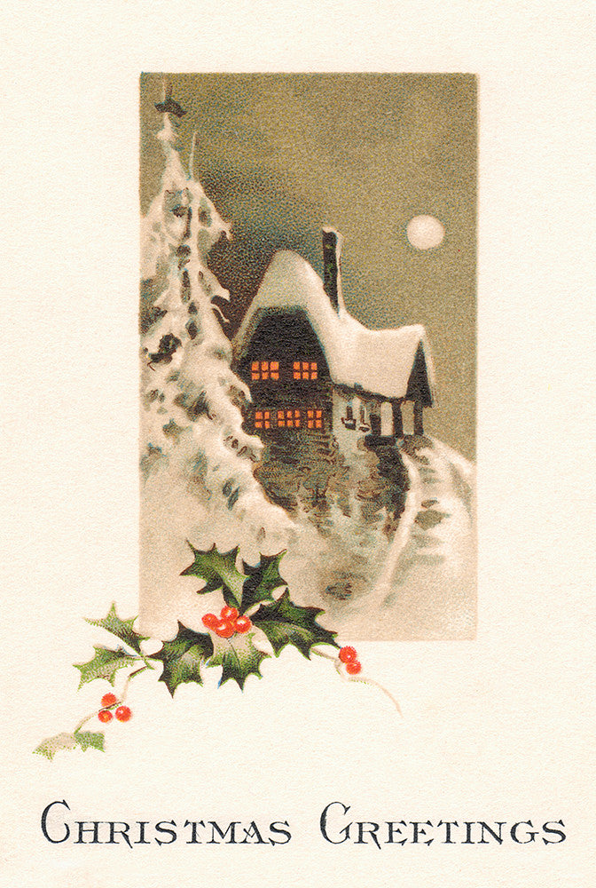 Christmas Greetings - Print - Stomping Grounds