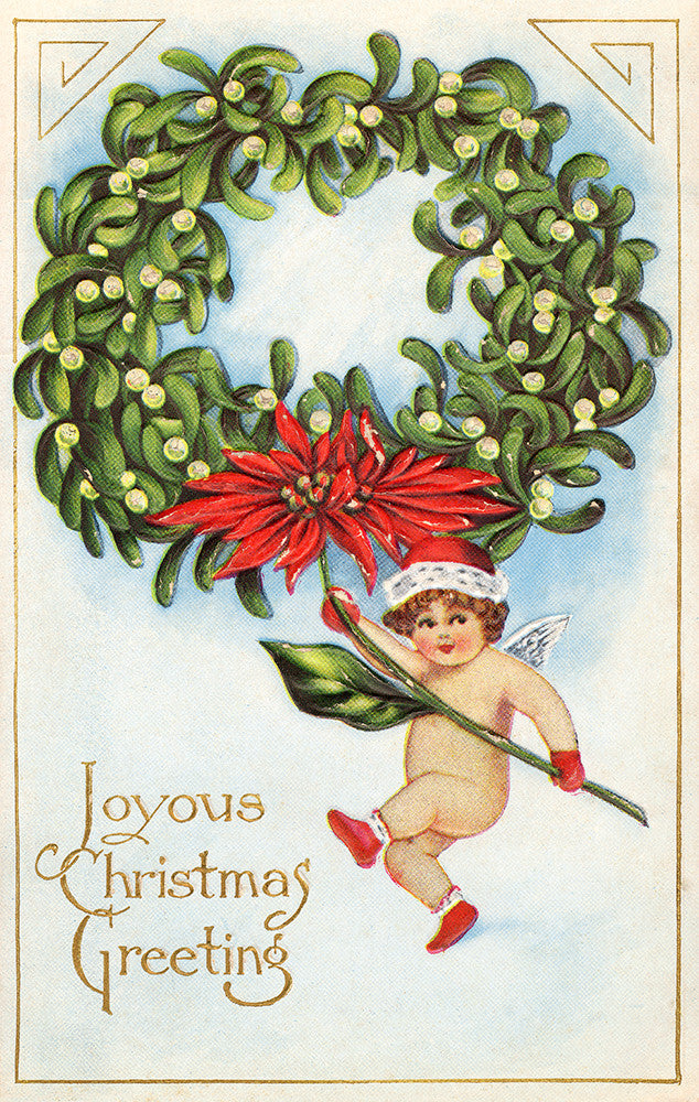 Joyous Christmas Greeting - Print - Stomping Grounds