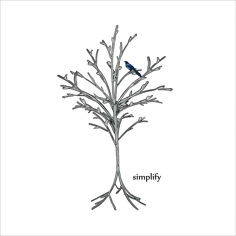 Simplify - Print - Stomping Grounds