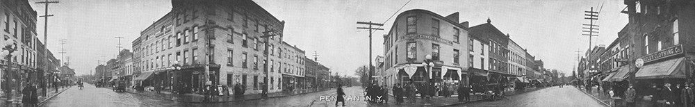 Penn Yan, New York - Print - Stomping Grounds