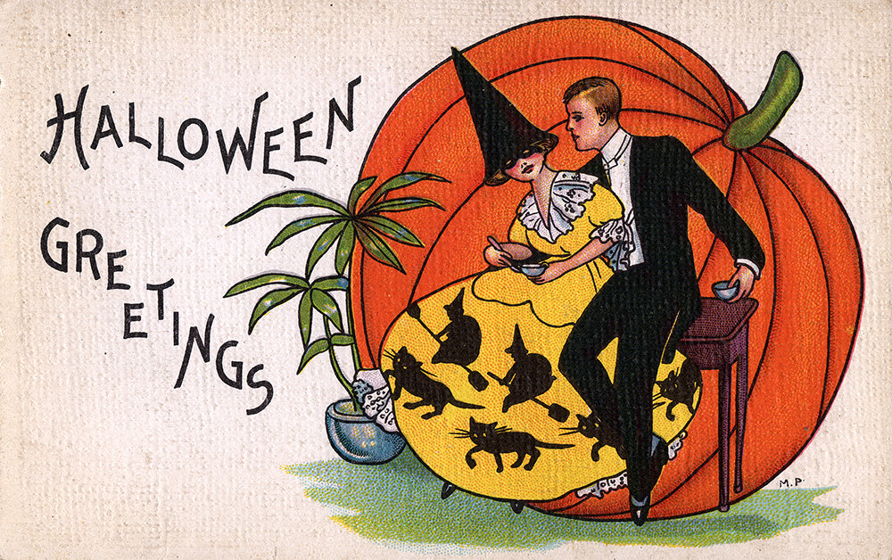 Halloween Greetings - Print - Stomping Grounds