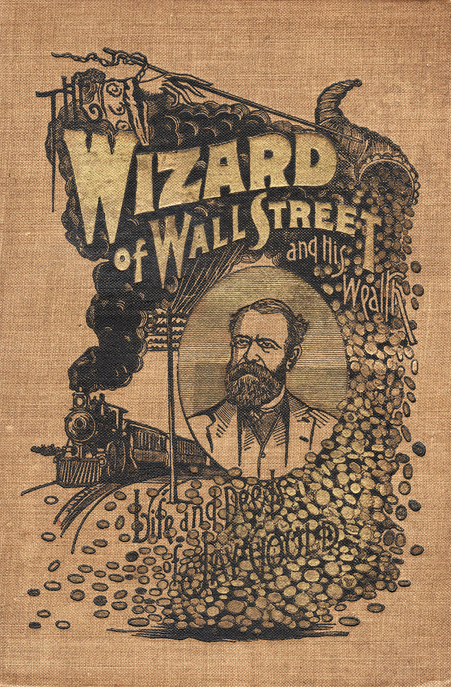 """The Wizard of Wall Street and His Wealth"""
