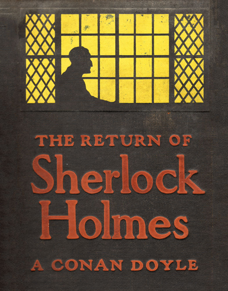 The Return of Sherlock Holmes - Print - Stomping Grounds