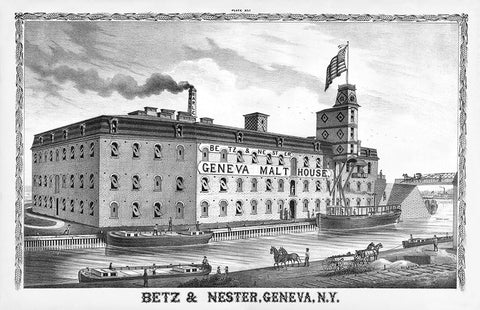Betz and Nester Geneva Malt House