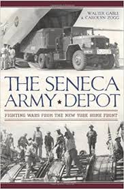 The Seneca Army Depot -  - Stomping Grounds
