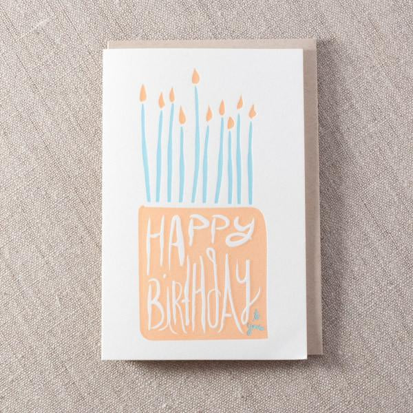 Pike Street Press - Happy Birthday to You Greeting Card