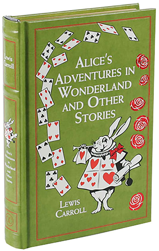Alice's Adventures in Wonderland and Other Stories - Leatherbound Edition