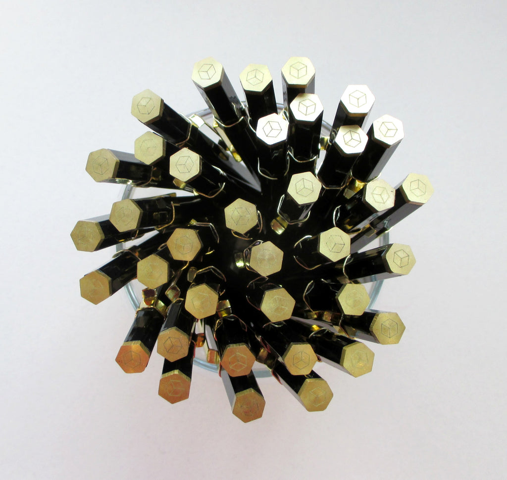 Black and Gold Ball Point Pen - Design Works