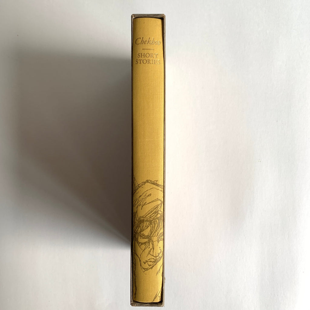 Vintage Book- Anton Chekhov Short Stories