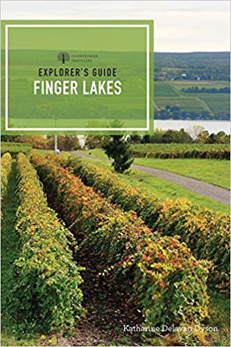 Explorer's Guide- Finger Lakes - New Book - Stomping Grounds