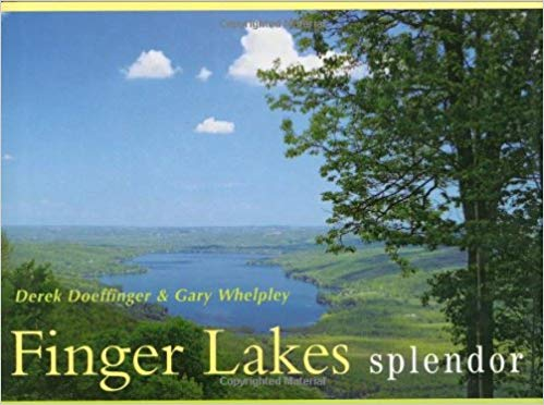 Finger Lakes Splendor - New Book - Stomping Grounds