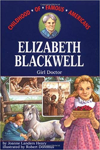 Elizabeth Blackwell- Girl Doctor - New Book - Stomping Grounds