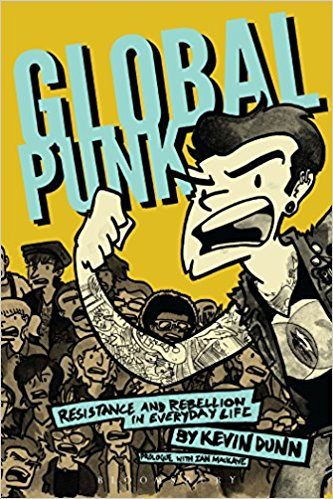 Global Punk - New Book - Stomping Grounds